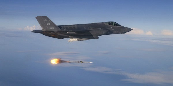 The F-35 Joint Strike Fighter Picks Up Yet Another Black Eye