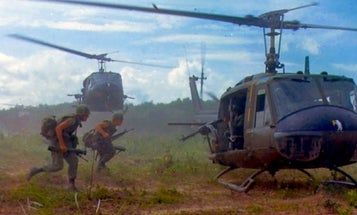 A Dying Vietnam Veteran Held On Long Enough For One Final Flight With His Army Buddies