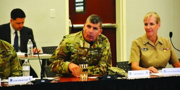 Army Two-Star General Fired While Under Investigation