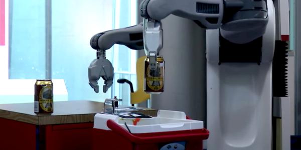 The Pentagon Is Under Pressure To Stop Spending Money On Robot Bartenders
