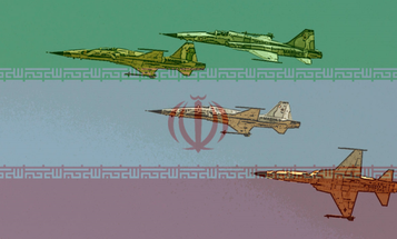 Iran's New Fighter Is An Omen Of Things To Come