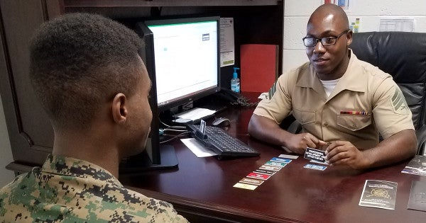 Marine Captain: Actually Talk To The People Getting Out And They May Change Their Mind