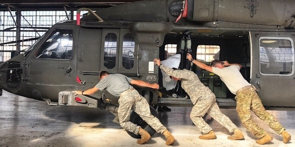 Here's How The US Military Is Mobilizing As Hurricane Lane Heads For Hawaii