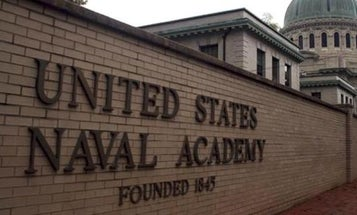 Fired Naval Academy Professor Sent Picture Of Himself In Speedo To Students