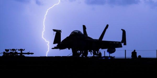 The F-35 Lightning II Can't Handle Lightning