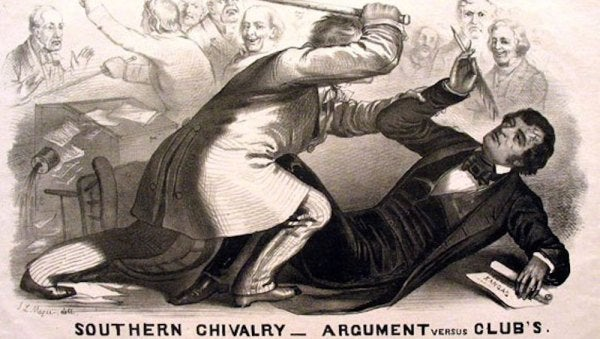 Is The US Headed For A Soft Civil War? A Political Scientist's Worries