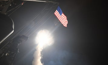 Pentagon 'Gravely Concerned' Russian Propaganda Signals Impending Syrian Chemical Attack
