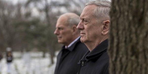The Twilight Of The Trump Generals