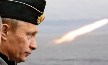 Russia's Navy is working on hypersonic nukes and sub-launched nuclear drones, Putin says