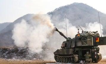 Mattis: US Could Restart Large-Scale Wargames In South Korea