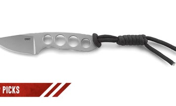 This Compact Fixed Blade Utility Knife Is Perfect For Exactly When You Need It