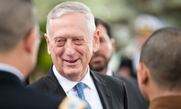 T&P Is Hitting The Road With James Mattis, And We Want Your Questions