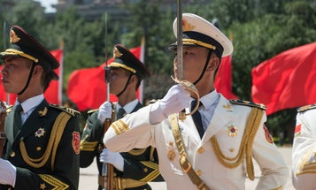 China May Be Building A Military Base In Afghanistan