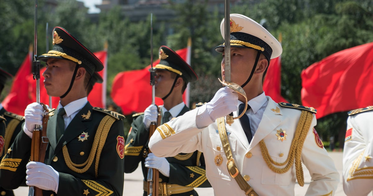 Pentagon warns China's military could pull ahead of the US by 2049