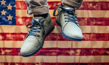This Veteran-Owned Shoe Start-Up Puts Out One Comfortable Pair Of Sneakers
