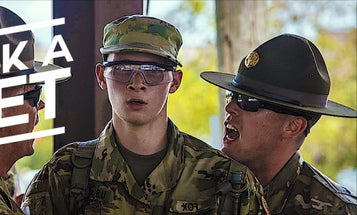 Ask A Veteran: What Can I Tell A Young Person Who Wants To Enlist?