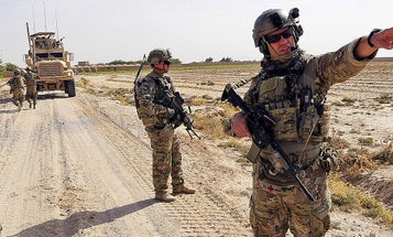 Retired US Soldier Who Met Taliban Negotiators Says 'Common Enemy' Of ISIS May Help End War
