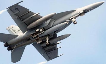 Boat Captain To US Fighter Pilot: 'Buzz Us Like Tom Cruise Did The Tower In 'Top Gun'