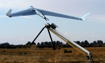 An Israeli Firm Reportedly Sent A Suicide Drone To Bomb Armenian Troops For Azerbaijan