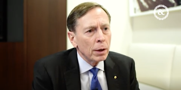 Petraeus To Congress: It's Time To Get Serious About Burn Pits