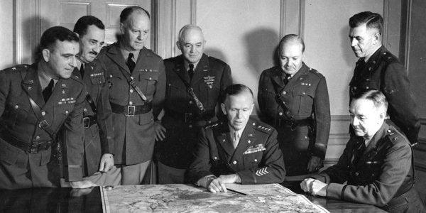 A 12 Step Program To Fix Army Generalship