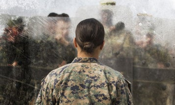 On Being Raped By My Commander