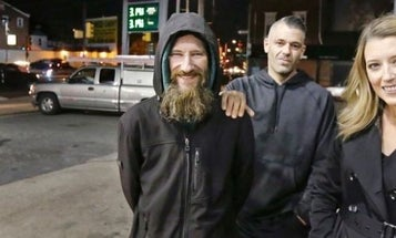 Homeless Veteran Will Get Full $400,000 In GoFundMe Cash That Couple Squandered