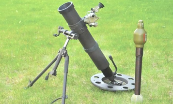 Russian Special Operations Forces Are Getting A 'Silent' Mortar System