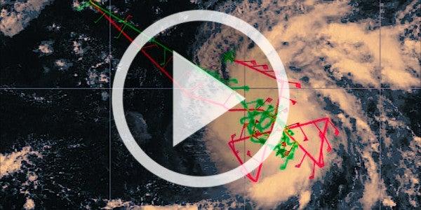 Here's How The US Military Is Preparing For Hurricane Florence's Carolina Landfall