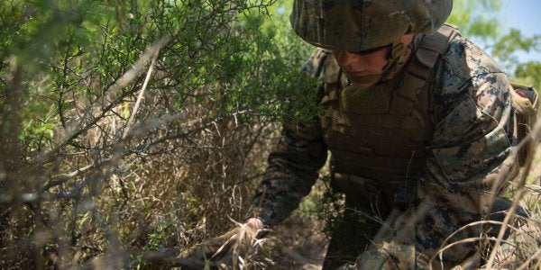 Marines Are Quietly Monitoring The US-Mexico Border To Stop Migrants And Drug Traffickers