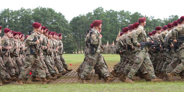 Fort Bragg Soldiers Are Once Again Taking Charge Of The Fight Against ISIS