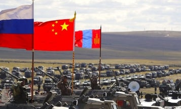 The US Military Would Suffer A 'Decisive' Defeat In A War With Russia Or China, New Report Says