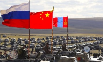 Russia And China Will Now Hold Military Exercises 'On A Regular Basis'