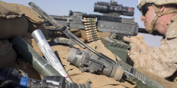 Marines Are Training For War In Syria Because Twentynine Palms Doesn't Suck Enough