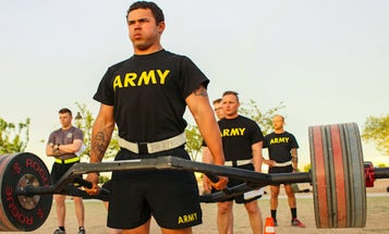 Here's The Army's Tip Sheet For Acing Its New Combat Fitness Test