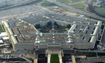 Look At The Billions Lawmakers Found Beneath The Pentagon's Couch Cushions