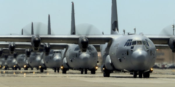 The Air Force Is Planning A Massive Expansion To Take On Russia And China