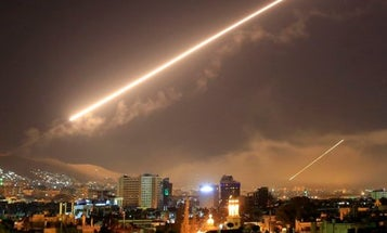 Russia Blames Israel For The Shootdown Of Its Fighter By Syrian Air Defenses