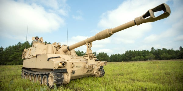 The Army Is Eyeing A Strategic Cannon With The Range Of A Tomahawk Cruise Missile