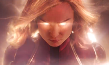 'Captain Marvel' Is The Recruiting Tool Of The Air Force's Dreams