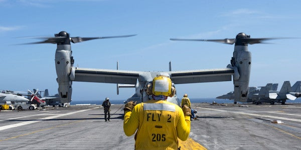 We Need To Start Thinking Differently About Maritime Airpower — And We Can