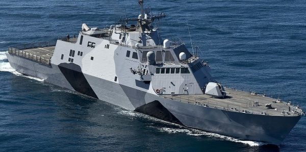 Congress Is Giving The Navy 3 More Littoral Combat Ships Than It Wants Or Needs