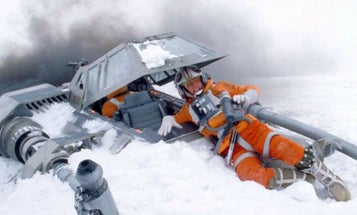 If The Hoth Crash Was An Air Force Investigation