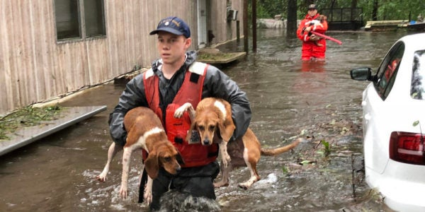 Friday Dog: A Big Shoutout To These Coasties