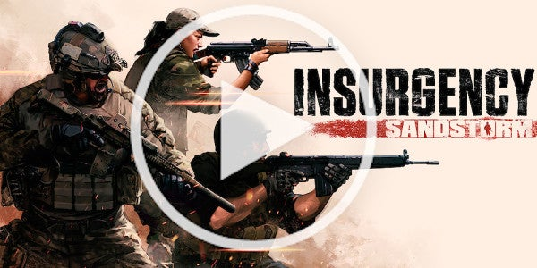'Insurgency: Sandstorm' Could Be The Next Great Military Shooter