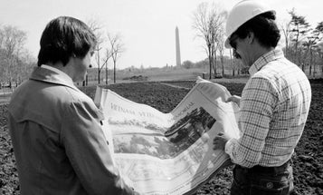 Project To Build Vietnam War Museum On National Mall Shuttered Amid Allegations Of Malfeasance