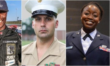 6 Service Members And Vets Who Kick Ass And Take Names In Daily Life