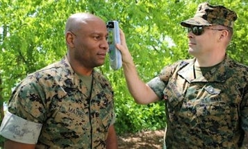 'Green Side' Navy Docs Now Need To Get Haircuts Just Like The Marines They Serve With