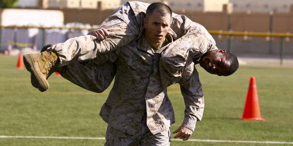 Marine Corps Fitness Tests Are Getting A Lot Harder. Here's What You Need To Know