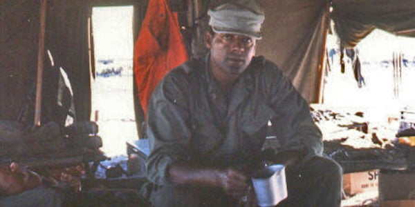 Marine Sergeant Major To Receive Medal Of Honor For Risking His Life To Save Wounded Comrades In Vietnam